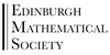Edinburgh Mathematical Society